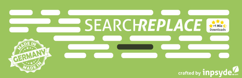 WordPress插件丨关键词与网址搜索替换免费插件