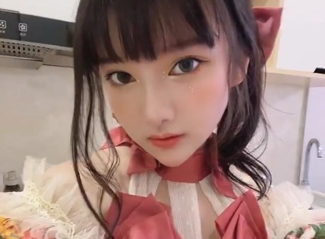 """二次元女生丨JK少女小尤奈,广州漫展""""真空事件"""""""