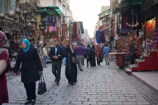 埃及下午3到5点没人卖针