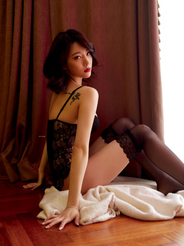 韩国内衣模特金惠美,满足你对韩国小姐姐的所有幻想
