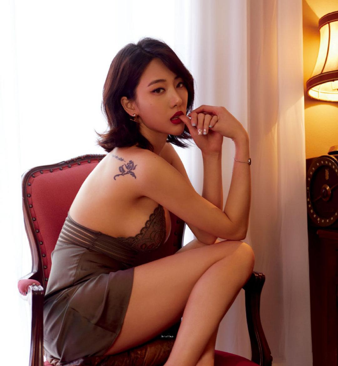 韩国内衣模特金惠美,满足你对韩国小姐姐的所有幻想 妹子