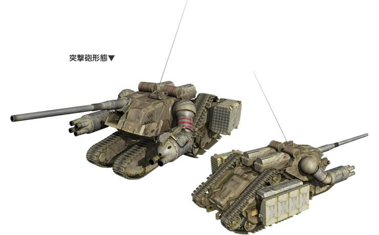 各种二次元作品里有哪些让人印象深刻的战车