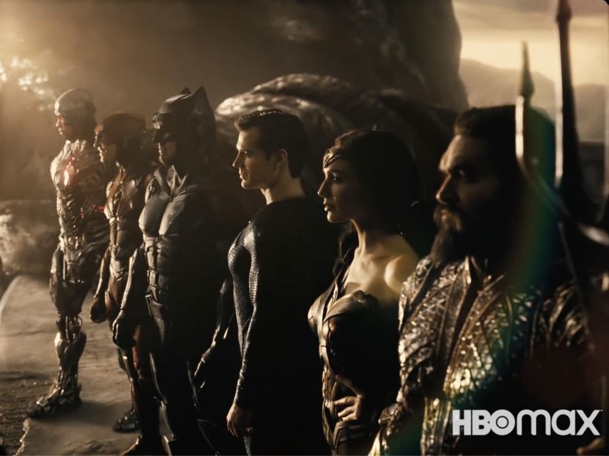 DC 出品《扎克 · 施奈德版正义联盟》四小时导演版