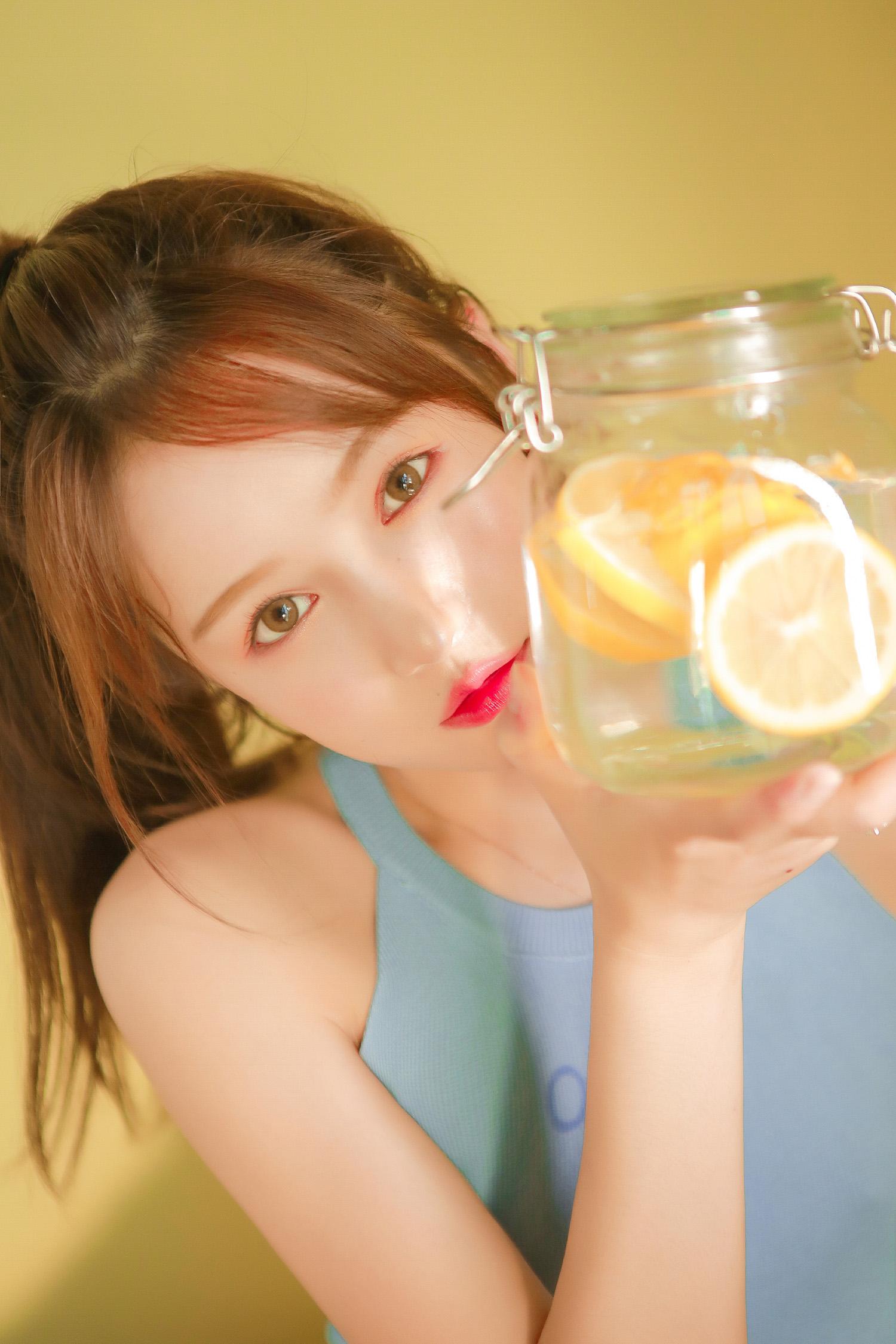 柠檬味的夏天和柠檬味的你