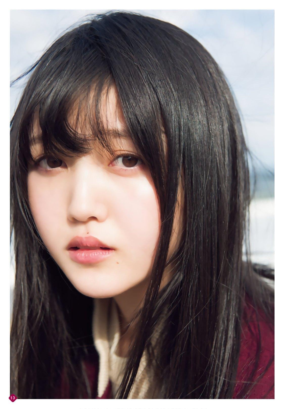 [Shonen Magazine] 2018年49号 久保史緒里插图12
