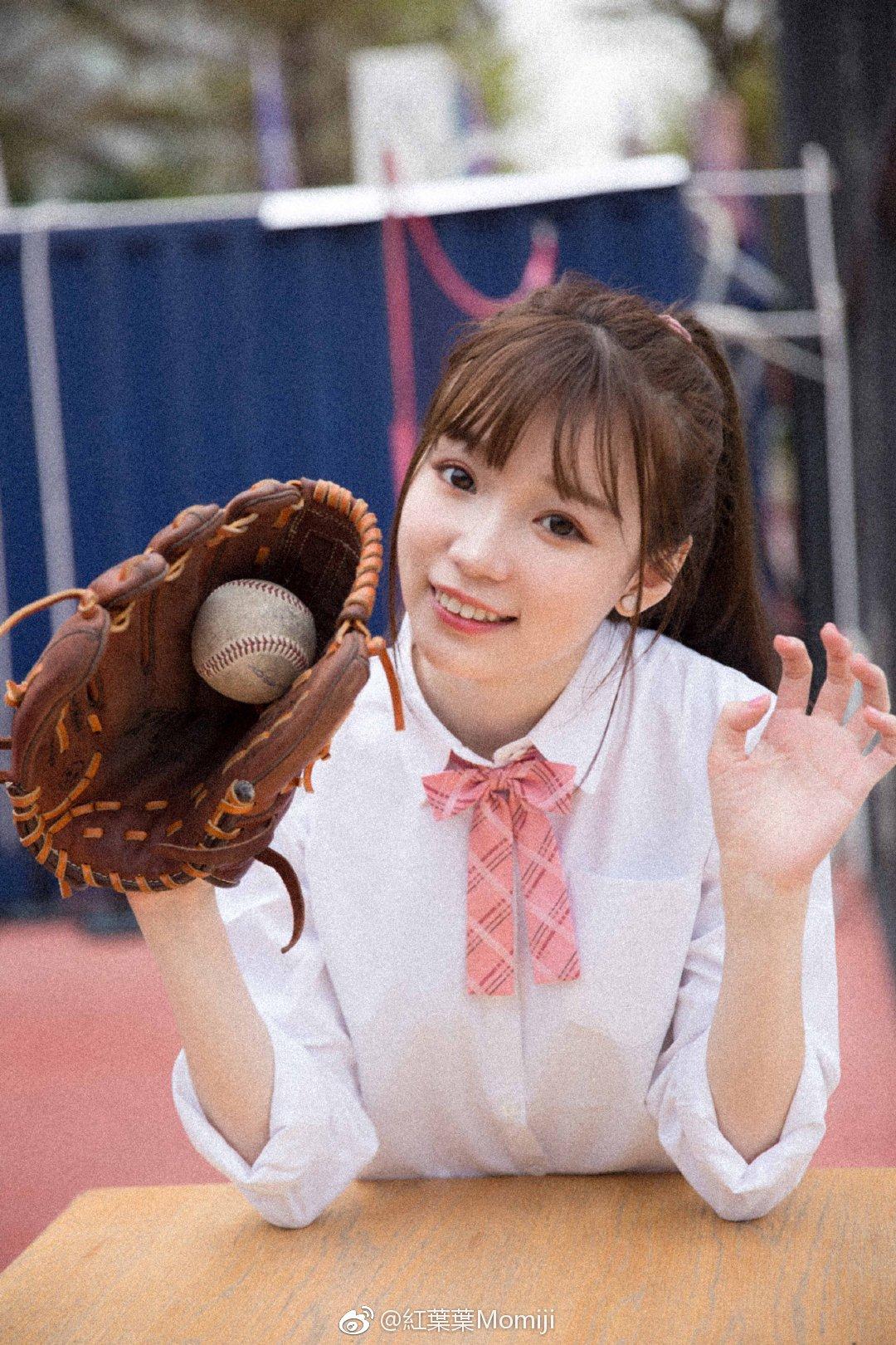 棒球少女插图1