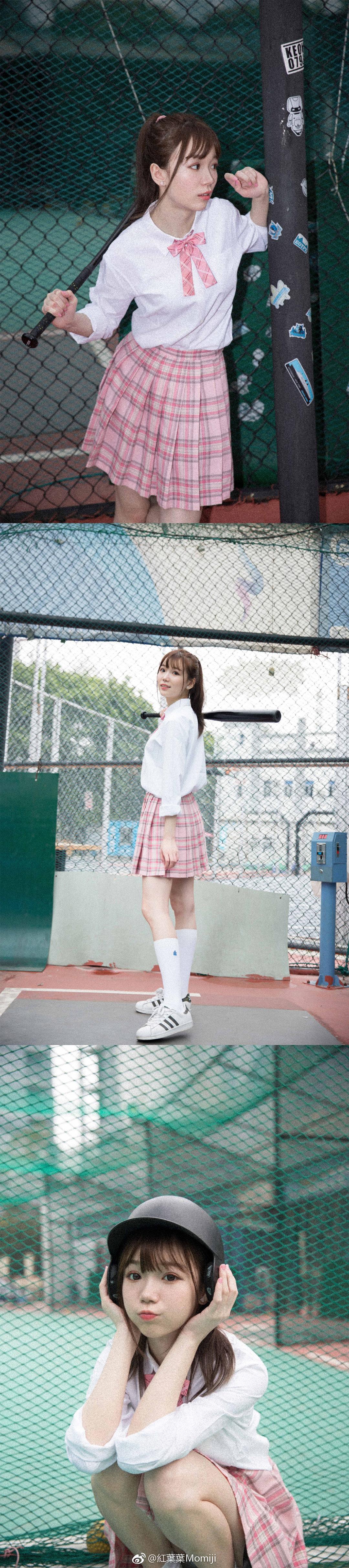 棒球少女插图2