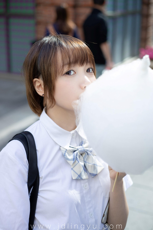 [森萝财团] SSR-011 Aika 白丝棉花糖女孩