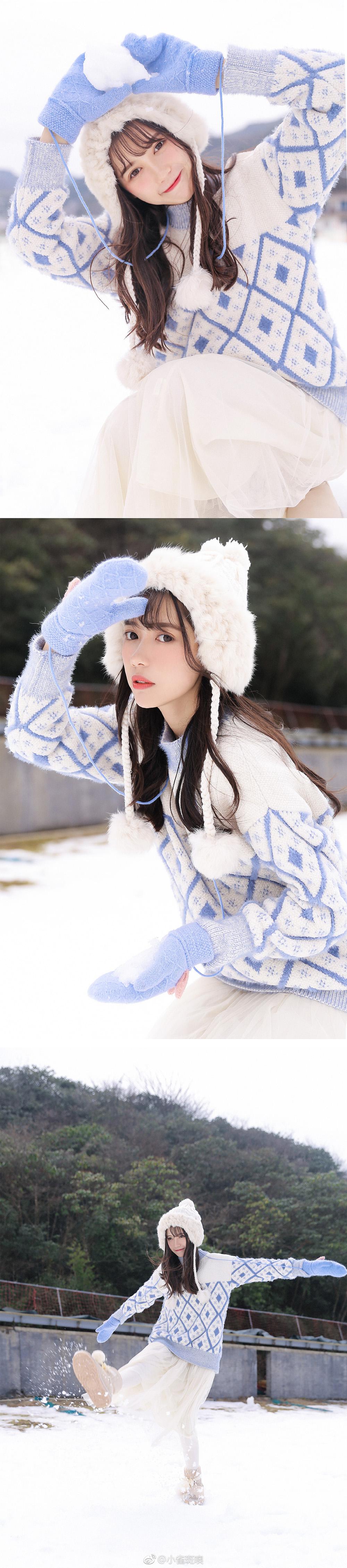 这个冬天 想和你一起去看雪插图7