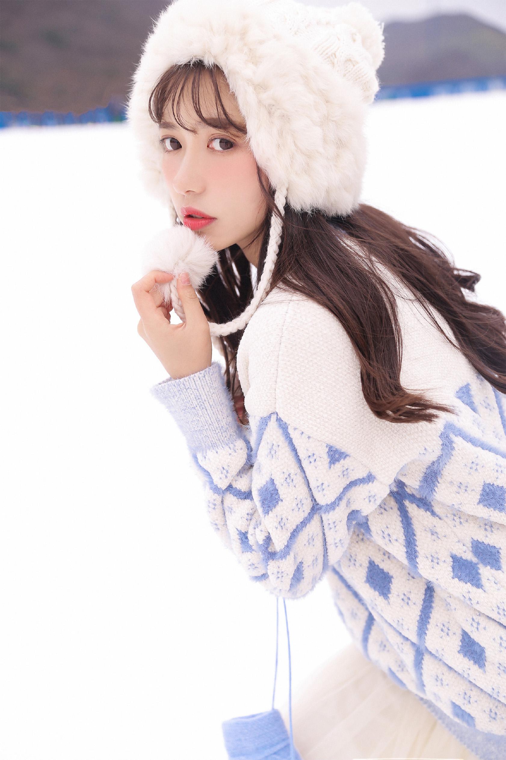 这个冬天 想和你一起去看雪