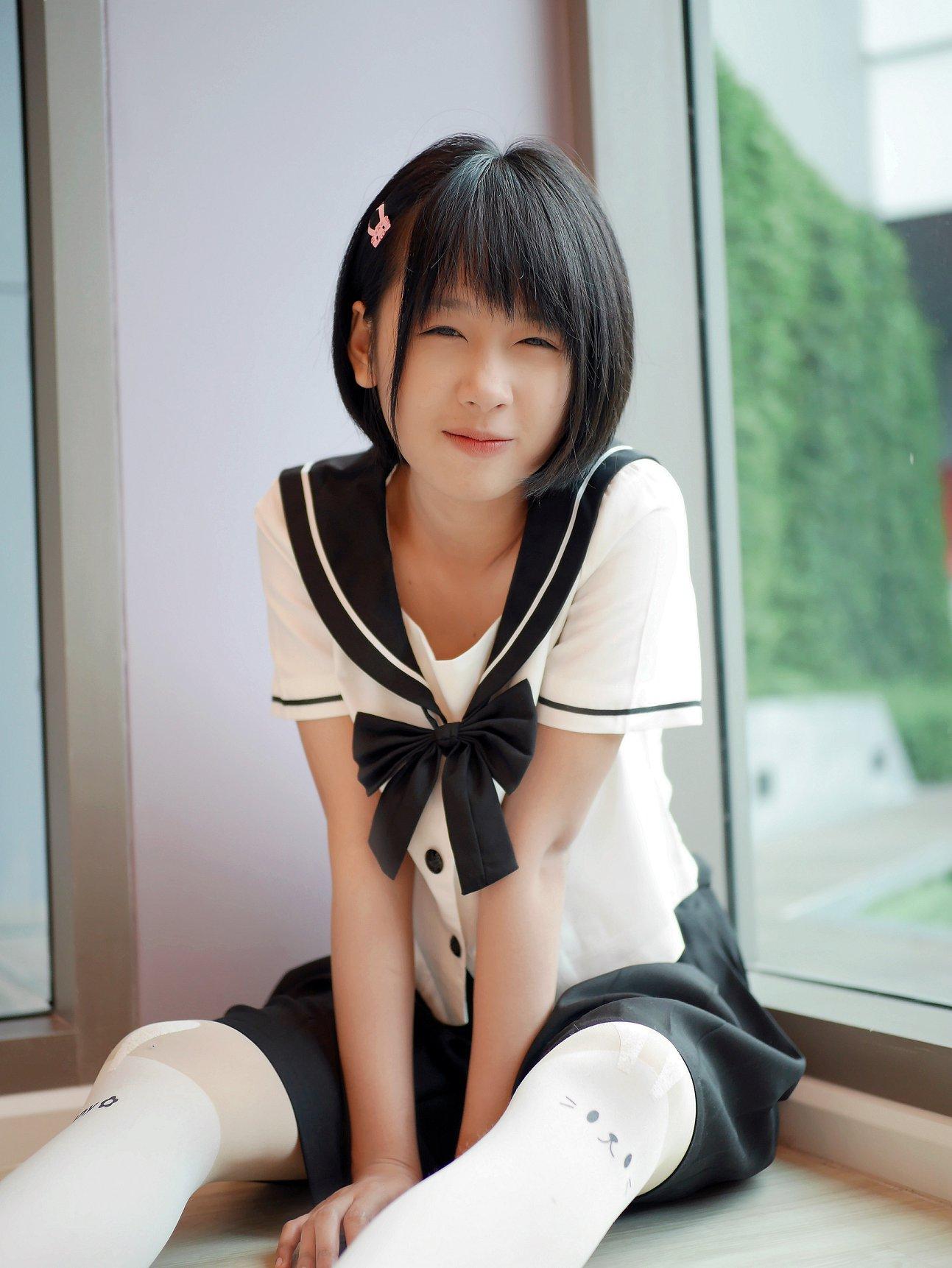 推特疯传《泰国JG美少女》原本以为的伪娘,真相却让网友大感失望?插图4
