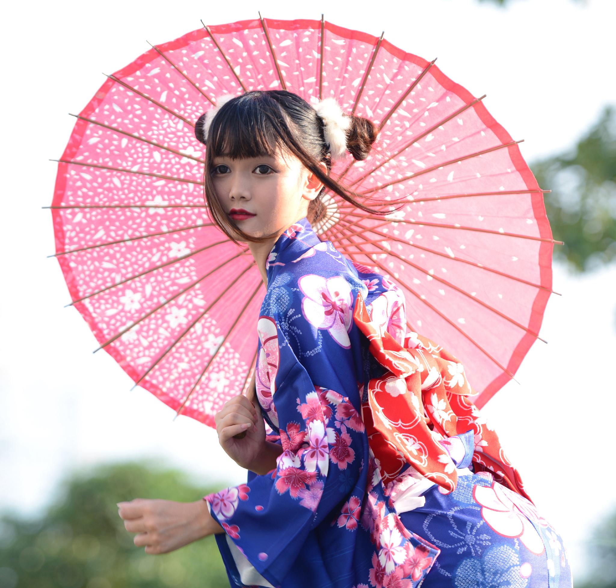 桜の少女插图5