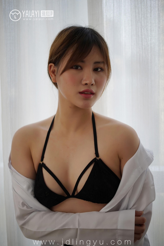 [YaLaYi]雅拉伊 2018.05.26 No.0002 艾妮妮 妮妮的黑丝诱惑