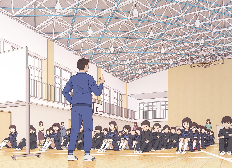 大家来找茬!绘师创作《高中生的青春期》眼尖网友发现:男生好色?插图3