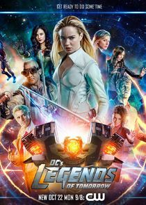 明日传奇 第五季 Legends of Tomorrow Season 5