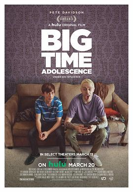 超级青春期 Big Time Adolescence