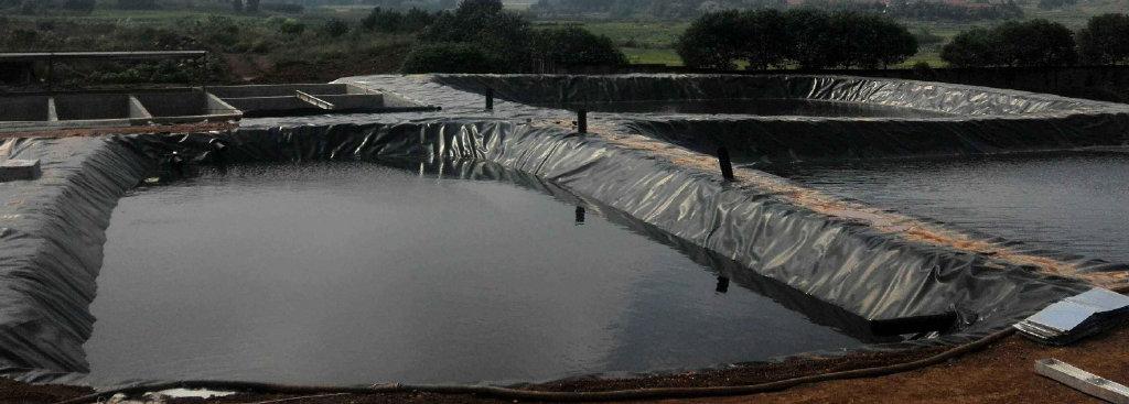 蓄水池土工膜