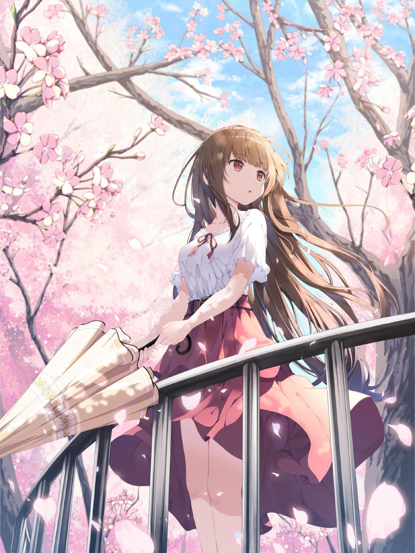 【P站画师】萌系少女,日本画师もち的插画作品- ACG17.COM