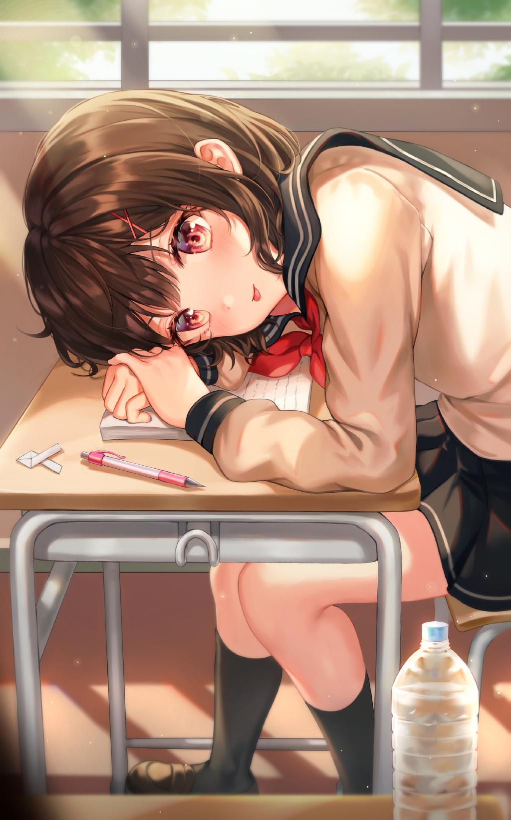 【P站画师】老婆真的非常可爱!韩国画师TOKKYU的插画作品- ACG17.COM