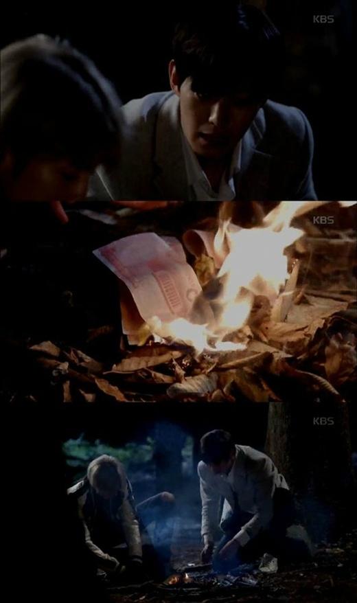 《武林學校》焚人民幣引熱議 KBS電視臺道歉