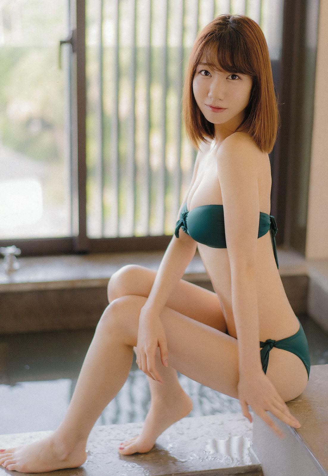 日本女歌手 柏木由纪(かしわぎ ゆき、Kashiwagi Yuki)美图图片欣赏-觅爱图