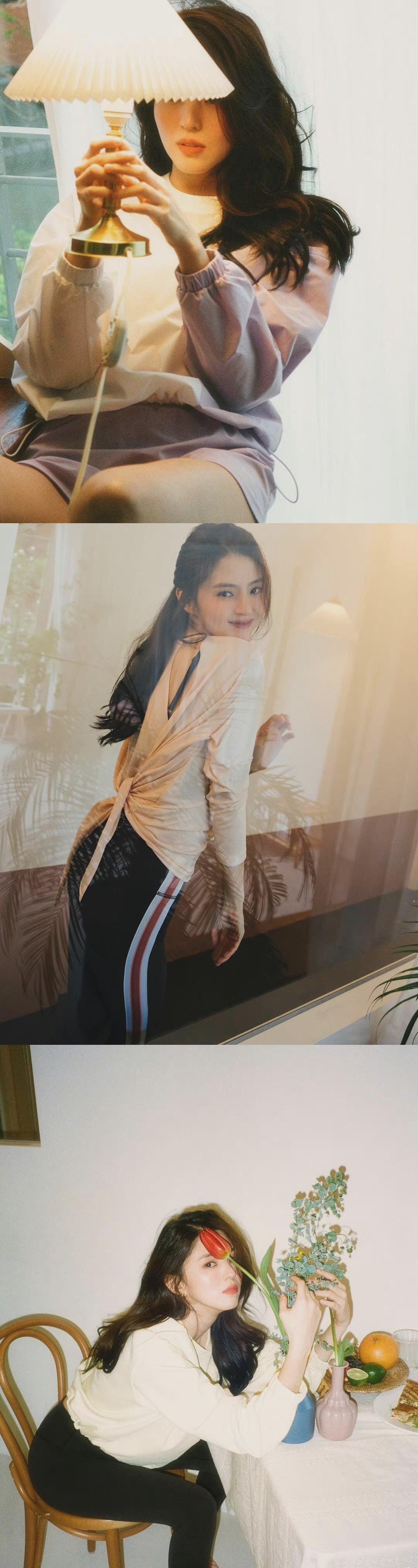 韩国美少女 韩素希 美图照片分享-觅爱图