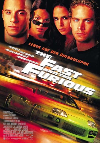 速度與激情 The Fast and the Furious