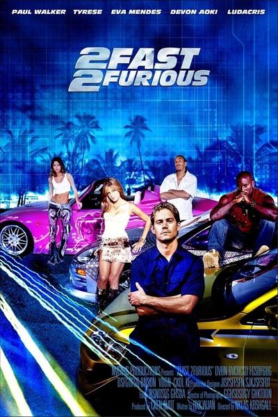 速度與激情2 2 Fast 2 Furious