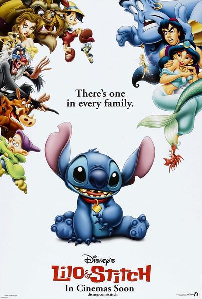 星際寶貝 Lilo & Stitch