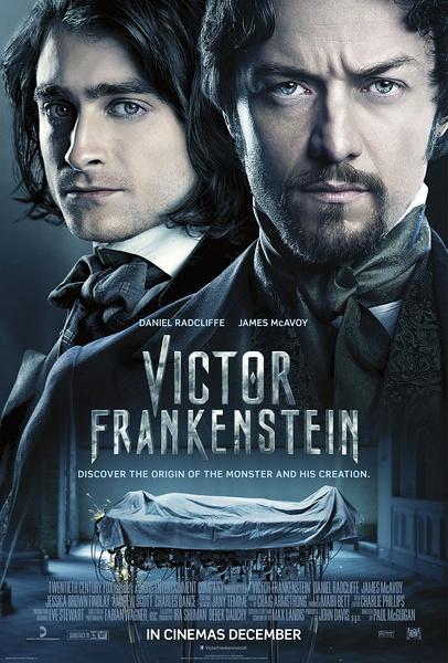 維克多·弗蘭肯斯坦 Victor Frankenstein