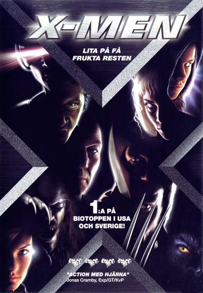 X戰警 X-Men