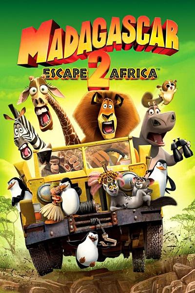 馬達加斯加2:逃往非洲 Madagascar: Escape 2 Africa