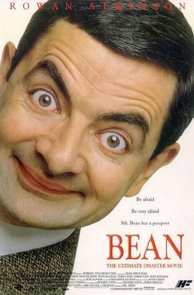 憨豆先生的大災難 Bean