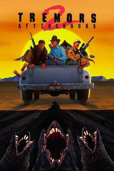 異形魔怪2 Tremors II: Aftershocks