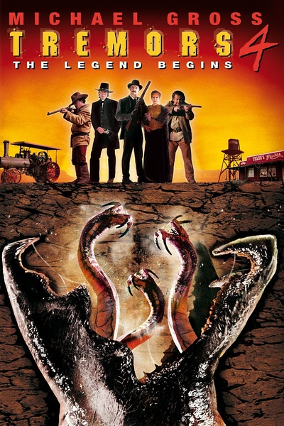 異形魔怪4 Tremors 4: The Legend Begins