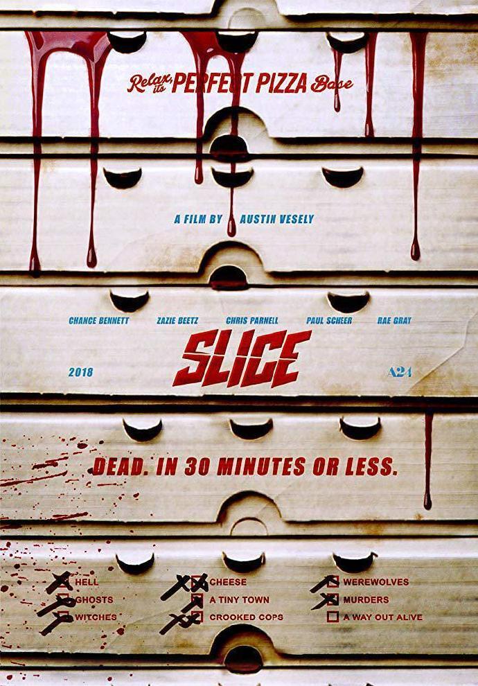 鬼鎮靈異殺人事件 Slice