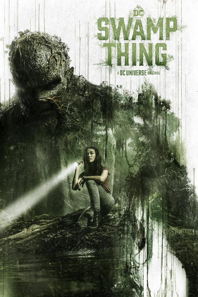 沼澤怪物 Swamp Thing