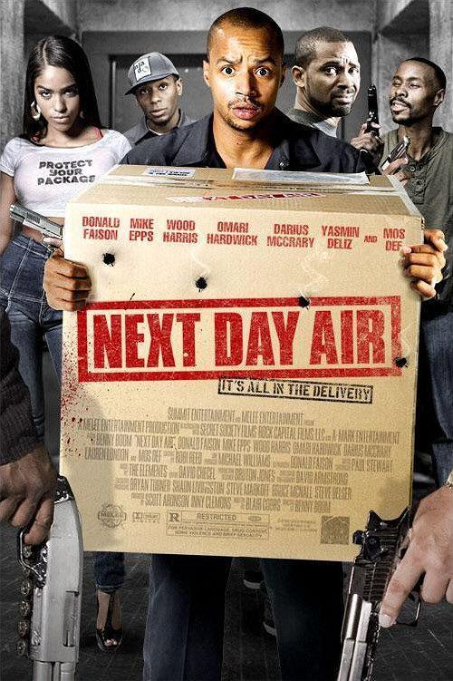 次日危機 Next Day Air