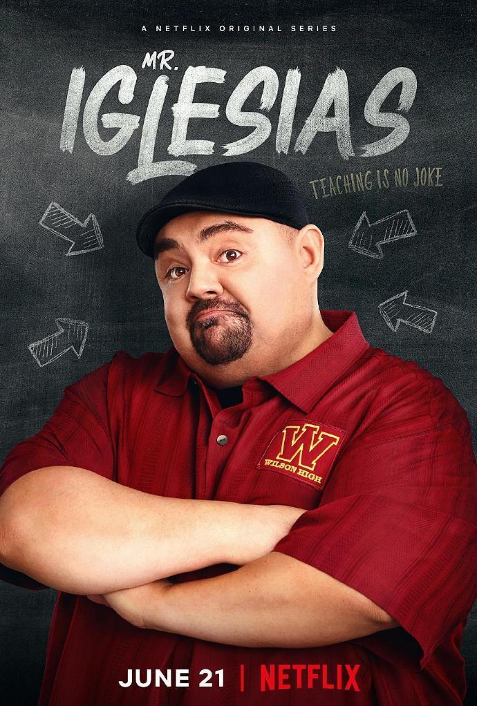 加布好老師 Mr. Iglesias