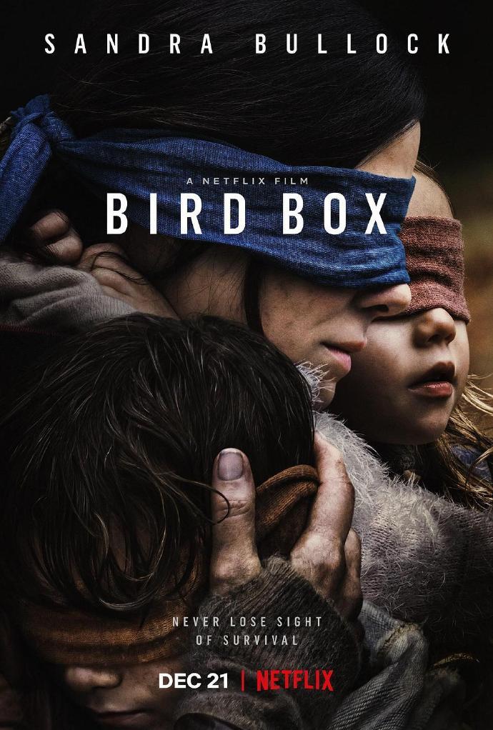 蒙上你的眼 Bird Box