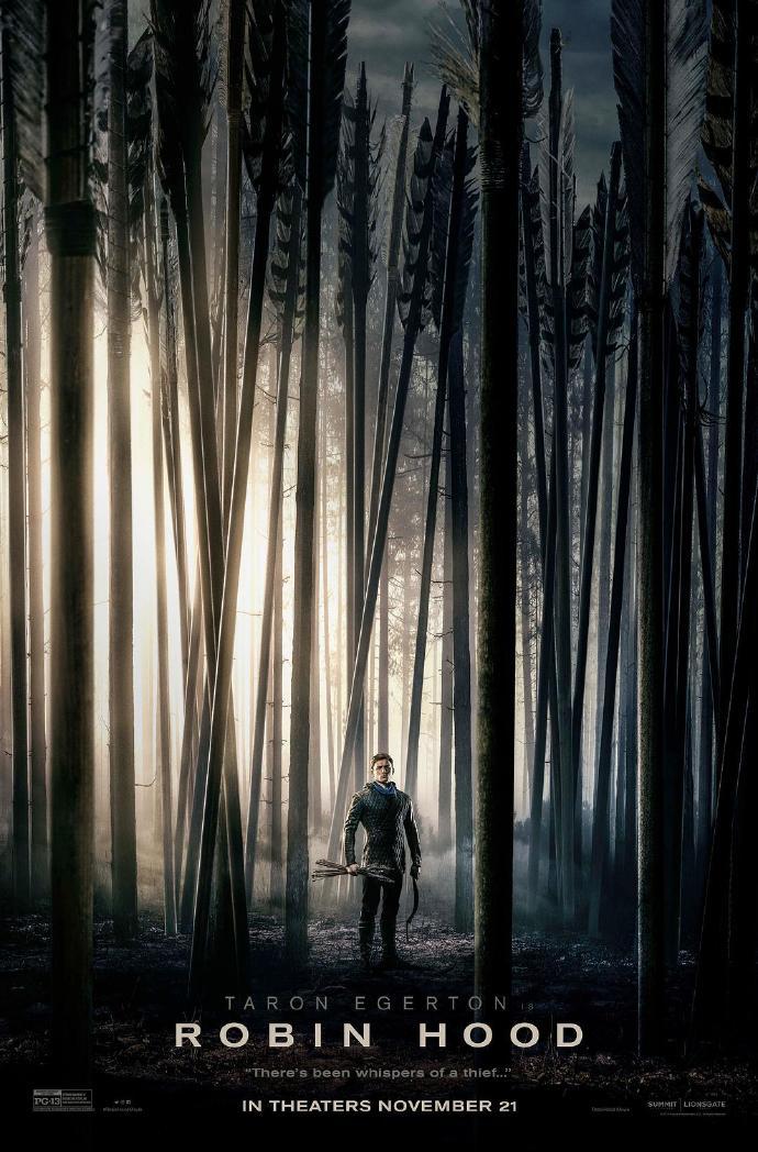 羅賓漢:起源 Robin Hood