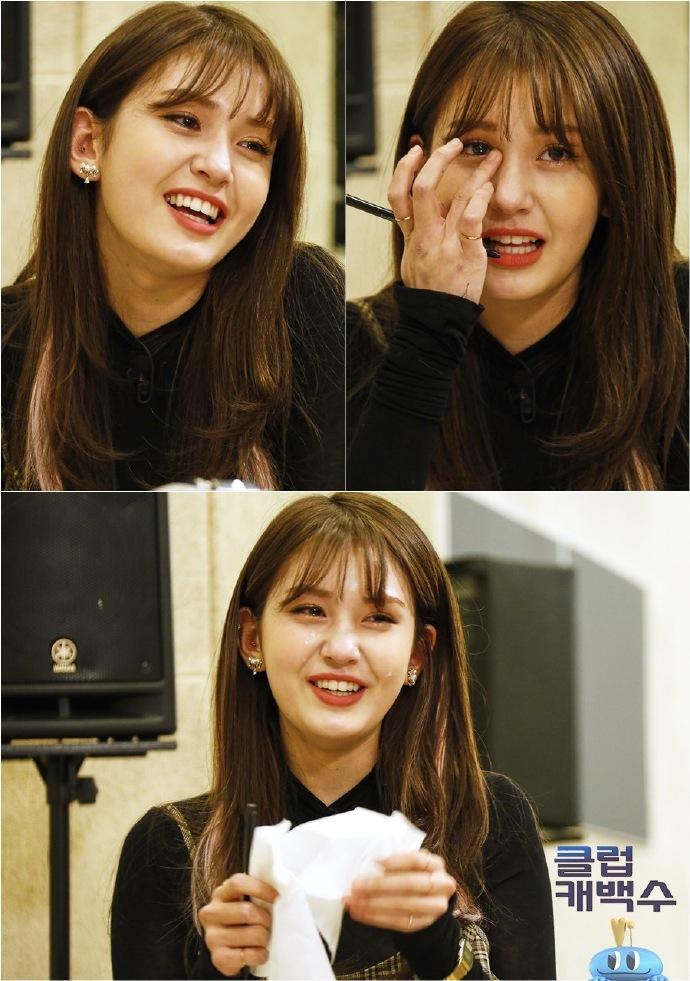 《姐姐們的Slam Dunk》Somi自爆沒有自信 暴風流淚的原因是?