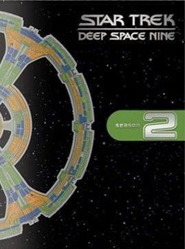 星际旅行:深空九号第二季(欧美剧)