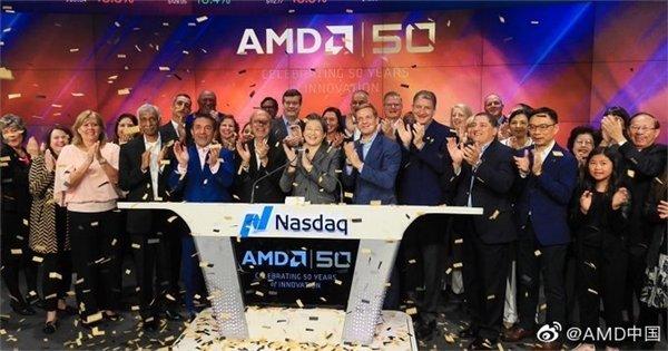 硬罡半个世纪!AMD 50周年44件大事记