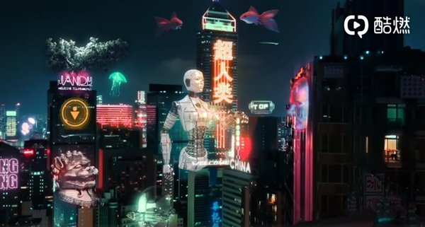 首部华为P30 Pro拍摄的轻科幻CG短片来了:画面震撼