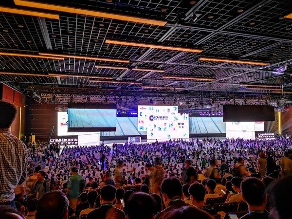 百度AI开发者大会今日开幕 2天时间全部干货现场人山人海
