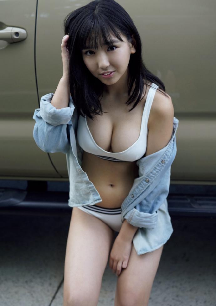 泽口爱华1st写真集 でらあいか