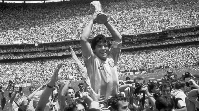 马拉多纳 Diego Maradona