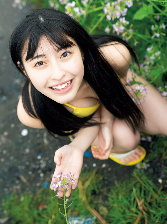 enako 藤乃あおい 山下美月-Flash 2021年6月1日刊  高清套图 第42张