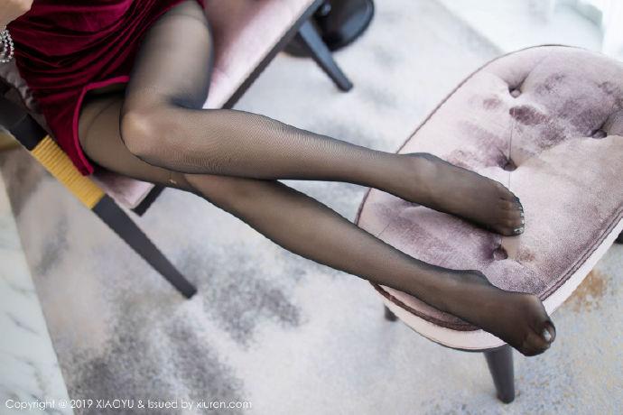 旗袍与黑丝的中秋礼物——杨晨晨